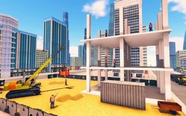 大城市道路建设2破解版下载