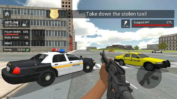 警车巴士模拟器安卓版下载