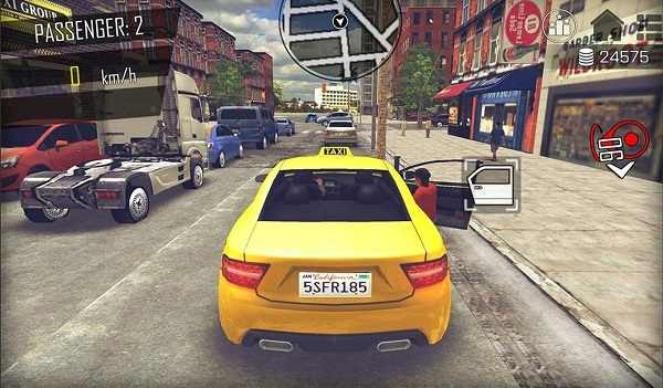 GTA开放世界黑道司机破解版下载