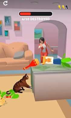 捣蛋猫游戏下载