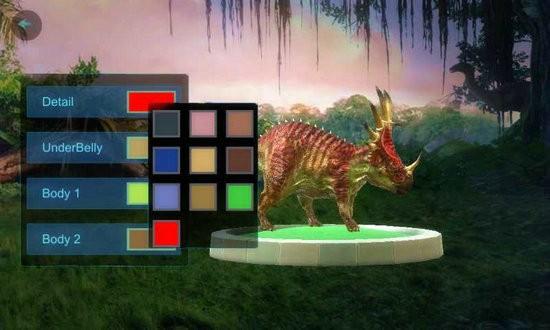 刺盾角龙模拟器无限经验版