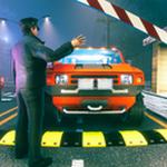 边境警察工作模拟