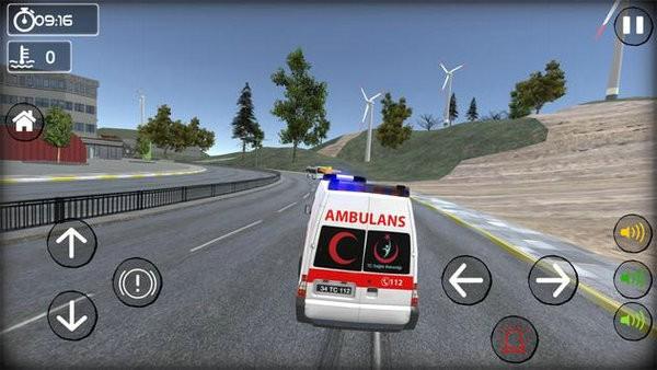 救护车模拟器破解版下载