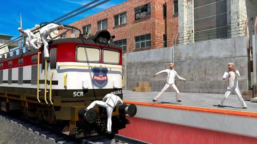 警察火车模拟器破解免费版