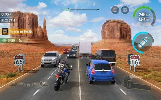 摩托公路竞速2游戏下载