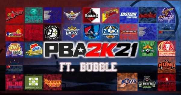 PBA2K21安卓破解版
