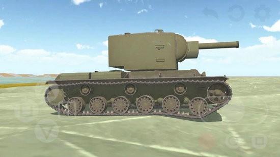 坦克物理移动免谷歌破解版