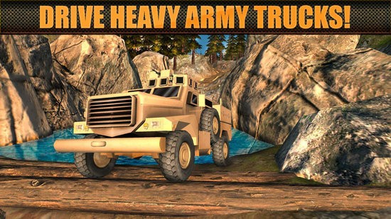 陆军卡车越野无限金币版