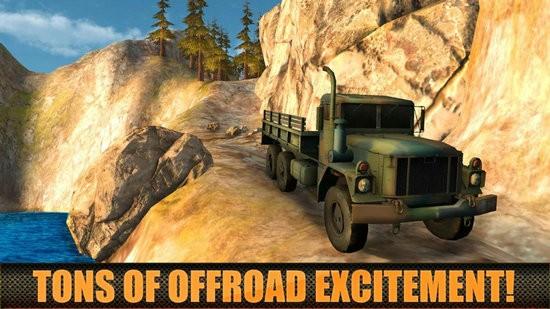 陆军卡车越野游戏下载