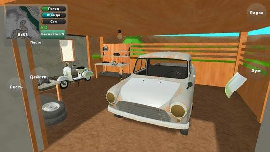 老式皮卡车模拟器无限金币版
