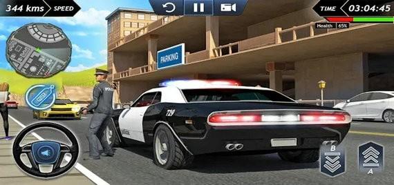 犯罪城警车模拟器