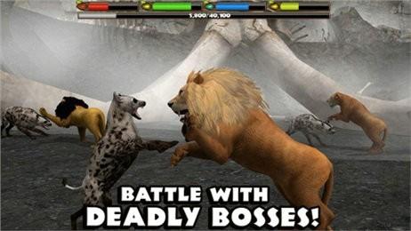 终极狮王模拟器无限血量无限等级版