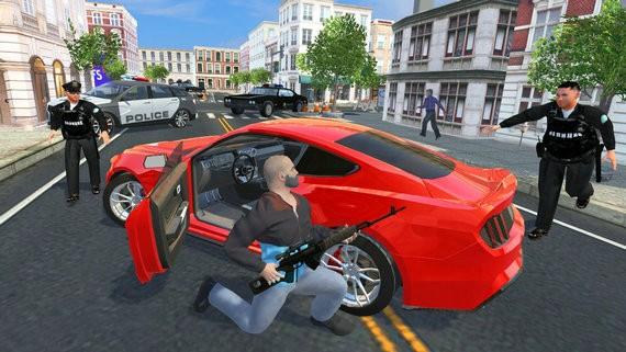 犯罪模拟器盗窃汽车最新破解版