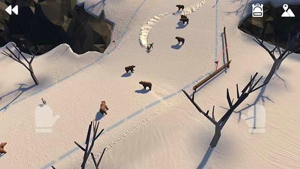 高山冒险滑雪游戏下载破解版