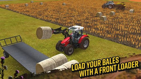 模拟农场18无限金币版下载安装