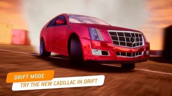 凯迪拉克豪车驾驶最新版