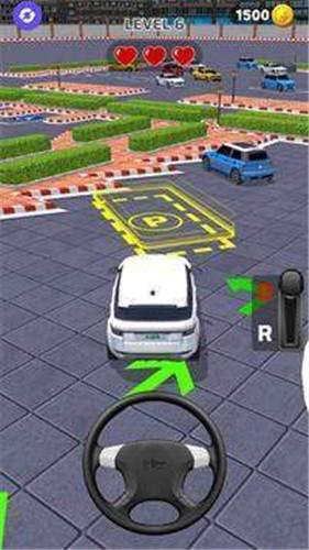 停车场驾驶大师手机版