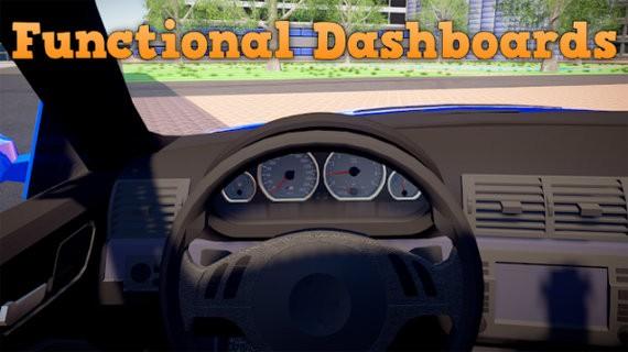 城市汽车驾驶模拟器破解版下载
