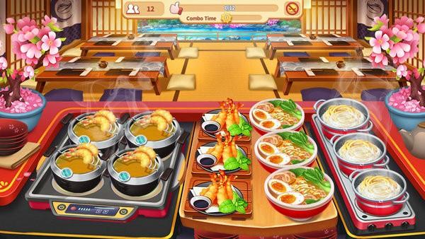 我的餐厅疯狂烹饪游戏最新版