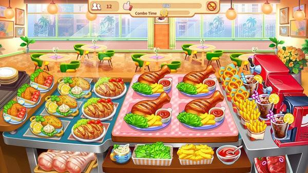 我的餐厅疯狂烹饪游戏2020