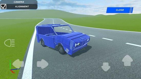 汽车建造模拟器游戏下载