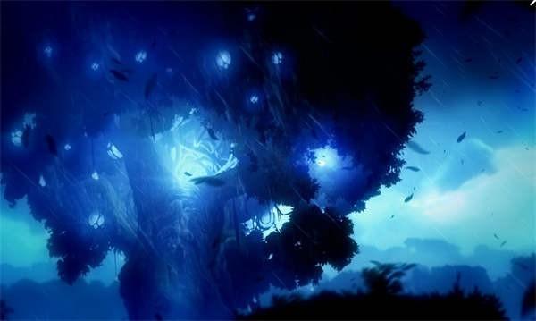 奥日与黑暗森林手机版游戏下载