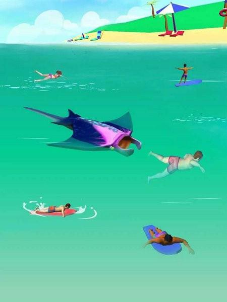鲨鱼攻击破解版