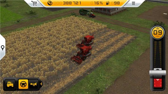 模拟农场14破解版车辆全开