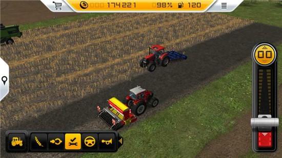 模拟农场14破解版无限金币版下载