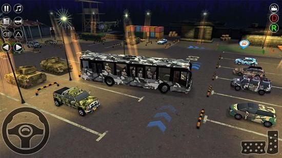 陆军巴士运输车手机版