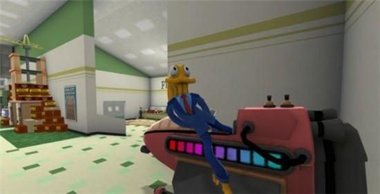 疯狂的章鱼游戏破解版下载