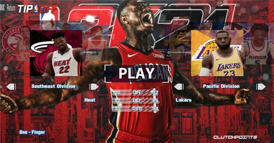 2k21篮球手游免费下载