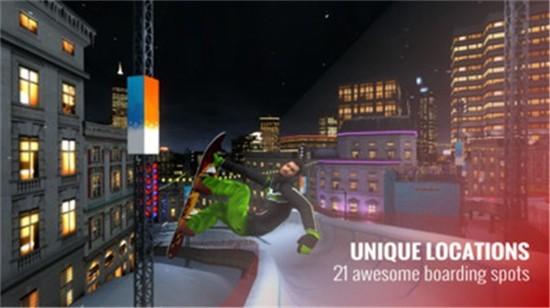 滑雪板派对世界巡演下载免费版
