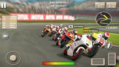 速度摩托赛车中文版