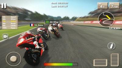 速度摩托赛车游戏下载