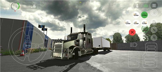 通用卡车模拟器和中文版下载