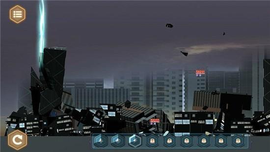模拟灾难破坏真实城市破解版下载
