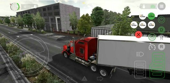 环球卡车模拟器破解版无限金币