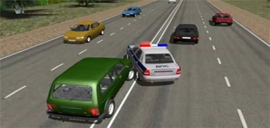 新交警模拟器