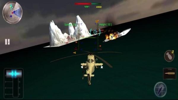 直升机空战游戏下载
