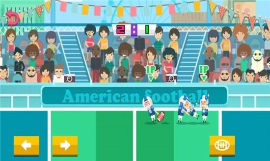 橄榄球冲突中文版