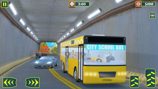 学校巴士模拟器破解版