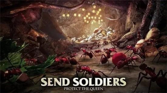 蚂蚁军团为了虫群安卓版下载