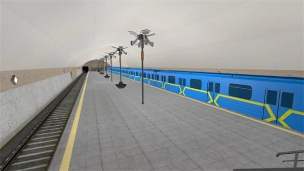 欧洲地铁模拟器
