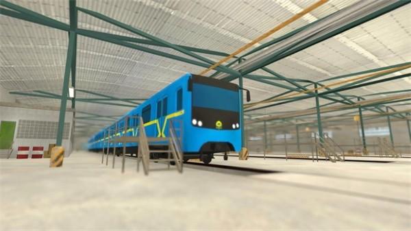 欧洲地铁模拟器3D游戏下载