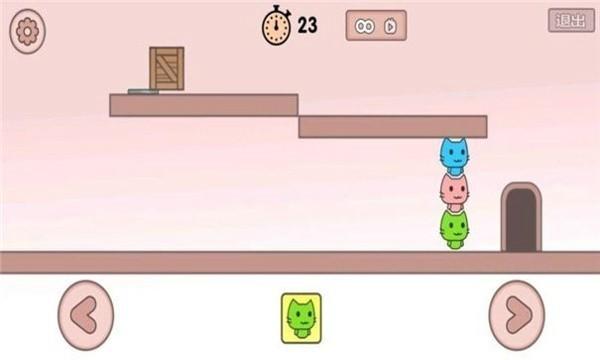 皮克猫历险记游戏下载