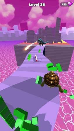 怪兽跑酷游戏下载
