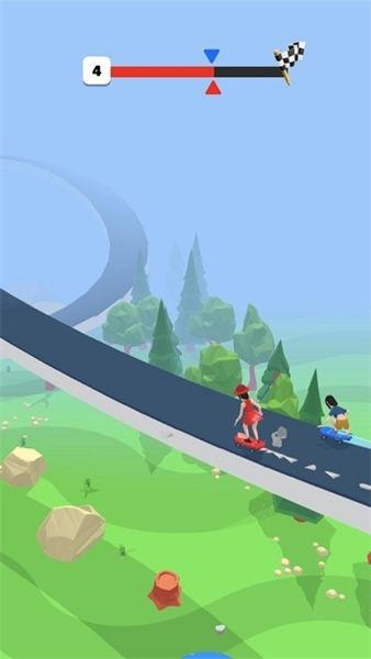 太空滑板游戏下载