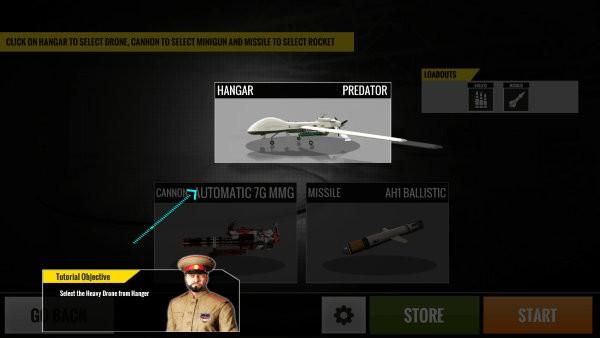 无人机空袭游戏下载