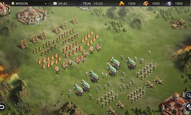 罗马帝国战争手机版